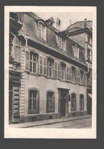 095994 GERMANY Karl Marx House in Trier Old PC