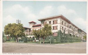 Hotel Maryland, PASADENA, California, 00-10s