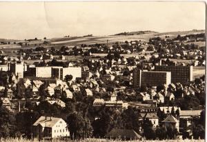 Czech Republic, VARNSDORF, used Real Photo Postcard
