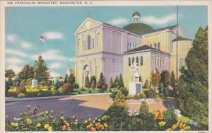 The Franciscan Monastery Washington D C