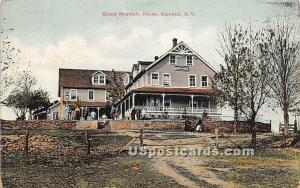 Grand Mountain House Glen Wild NY 1909
