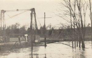 RP; CHESTERFIELD , N.H. , 1927 ; Conn. River Flood