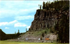 Haynes 53 SERIES #364 Obsidian Cliff, Yellowstone National Park