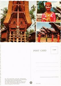 CPM Rumah adat Toraja - Sulawesi Selatan INDONESIA (730309)