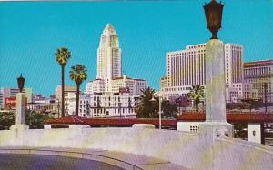 California Los Angeles Civic Center