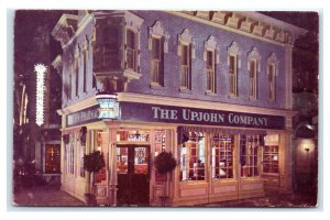 Postcard Disneyland - Upjohn Company's Old-Fashioned Drug Store CA Z5