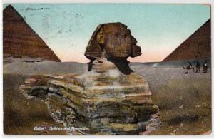 Cairo, Sphinx & Pyramides