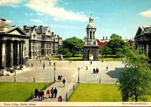 Ireland Co Dublin Dublin Trinity College 1978