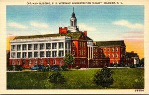 South Carolina Columbia Main Building U S Veterans Adminsitration Facility