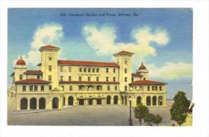 Terminal Station & Plaza, Atlanta, Georgia, PU-1947