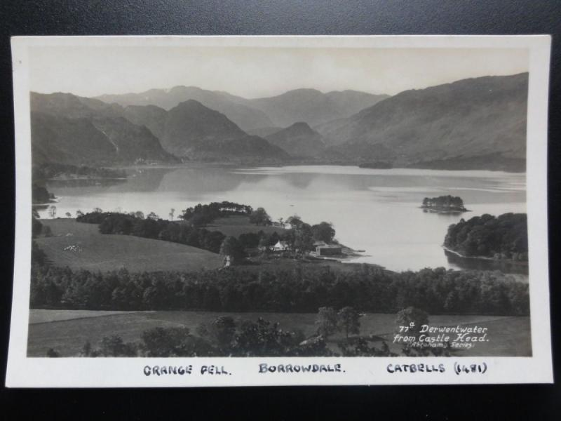 Cumbria: WINDERMERE FROM MAIN RD near LOW WOOD - RP Old PC, Pub by Abraham