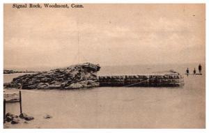 Connecticut  Woodmont , Signal Rock