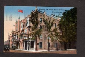 QC Chateau de Blois Trois Rivieres Quebec Canada Carte Postale Postcard