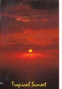 Guam Tropical Sunset