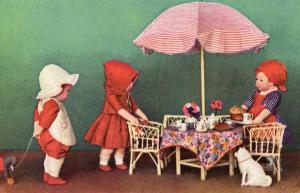 Children's Tea Party