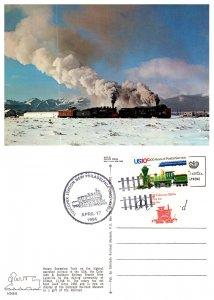 Rotary Snowplow Train