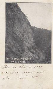 S. & W. RY. , devil's looking glass , 1901-07