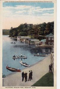 The Shore , Beacon Park , Webster , Massachusetts , 00-10s