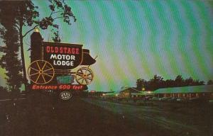 Virginia Colonial Heights Old Stage Motor Lodge