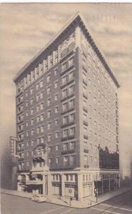 The Essex Hotel, Philadelphia, Pennsylvania, PU-1952