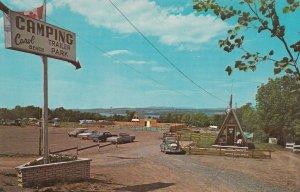 Carol Camping Trailer Park , Beaumont Road 2 , Quebec, 1960s