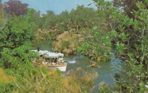 DISNEYLAND, 1970s; Jungle Cruise in the Magic Kingdom