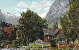 Norway Romsdalen Kars Church