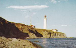 Lighthouse , Cap Des Rosiers,  Gaspe,  Quebec,  Canada,  40-60s