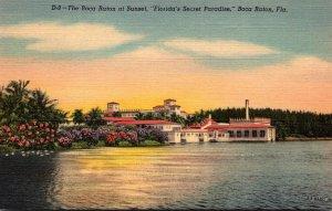 Florida Boca Raton The Boca Raton At Sunset Curteich
