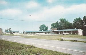 Ohio Hillsboro Greystone Motel