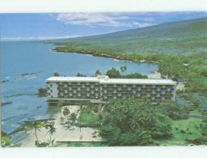 Unused Pre-1980 KEAUHOU BEACH HOTEL Kona Hawaii HI hr4101@