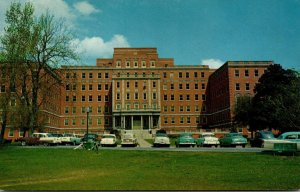 Virginia Kecoughtan Main Hospital Building Veterans Administration Center