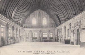 ROUEN,France,1900-1910s, Palais De Justice