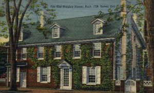 Old Ridgley House - Dover, Delaware DE