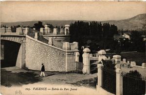 CPA VALENCE Entrée du Parc jouvet (403742)
