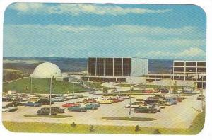 The Planetarium, Harmon Hall and Arnold Hall, in the Pikes Peak, Colorado,40-60s