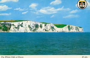 UK - England. The White Cliffs of Dover