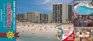 Poindexter Resort , MYRTLE BEACH , South Carolina , 60-80s