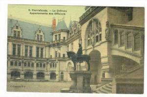 Pierrefonds.- Le Chateau, Appartements des Officers, France, 00-10s