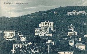 Italy Bordighera La Cervara and more with RPPC Postcard Lot of 9 01.18