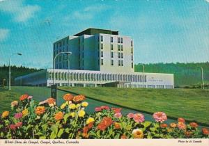 Canada Quebec Gaspe Hospital