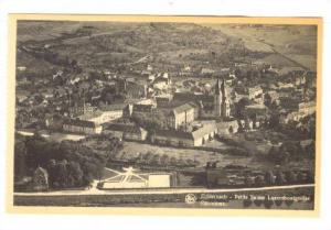 Petite Suisse Luxembourgeoise, Panorama, Echternach, Luxembourg, 1900-1910s