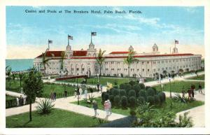 Florida Palm Beach Casino and Pools At The Breakers Hotel