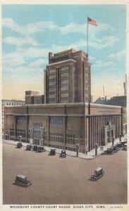 SIOUX CITY , Iowa , 1910s ; Court House