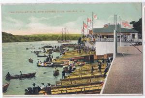 N.W. Arm Rowing Club Halifax NS
