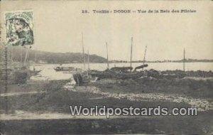Doson, Vue de la Baie des Pioltes Tonkin Vietnam, Viet Nam Writing on back
