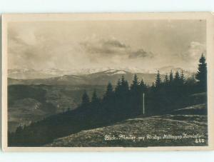 old rppc NICE VIEW Bregenz - Vorarlberg Austria i2354