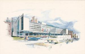 Martinique Hotel Motor Inn, Downtown Montreal, Quebec, Canada, 40-60's