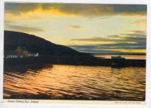Sunset, Galway bay,, Ireland 60-70s