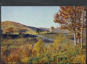 Scotland Postcard - Newark Castle, Yarrow, Selkirkshire    RR1935